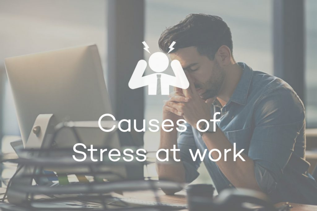 Common Causes of Stress at Work