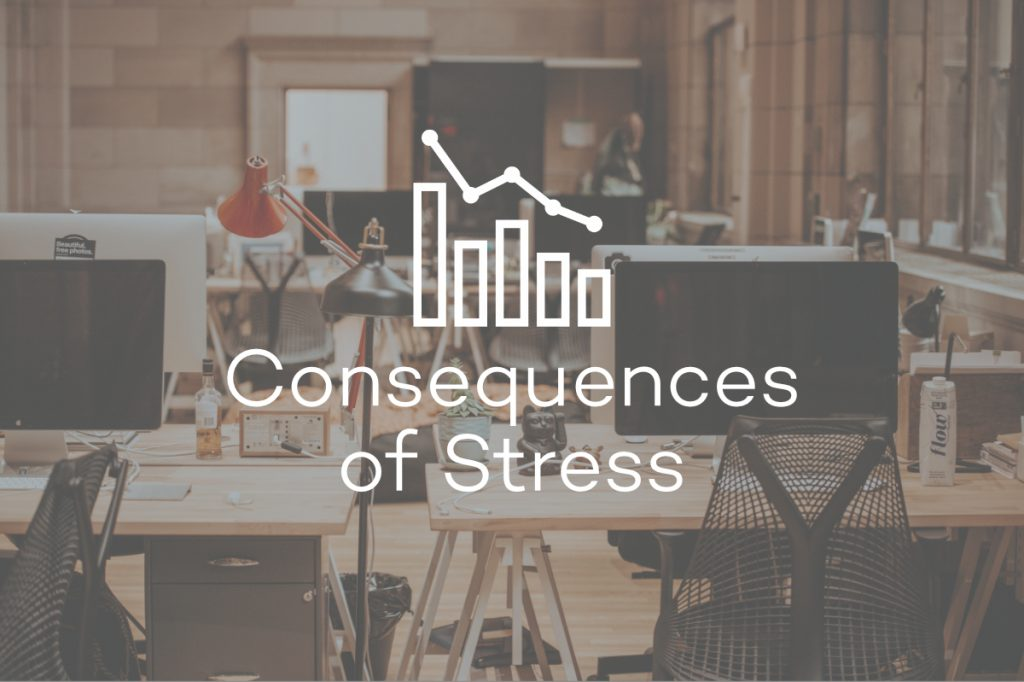 Consequences of Stress in Your  Organisation